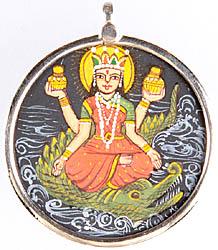 Goddess Ganga Pendant