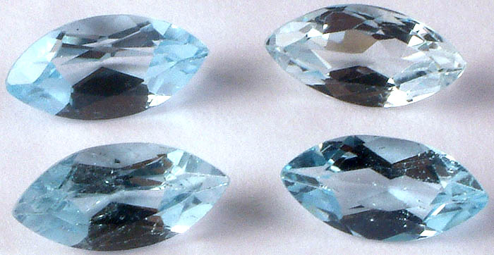 blue topaz mm marquise price per 4 pieces. Black Bedroom Furniture Sets. Home Design Ideas