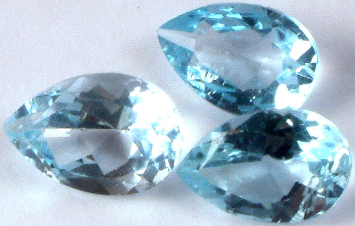 blue topaz mm pear price per 2 pieces. Black Bedroom Furniture Sets. Home Design Ideas