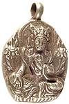 Savior Goddess Green Tara Pendant