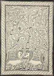 Tree of Life with Elephants