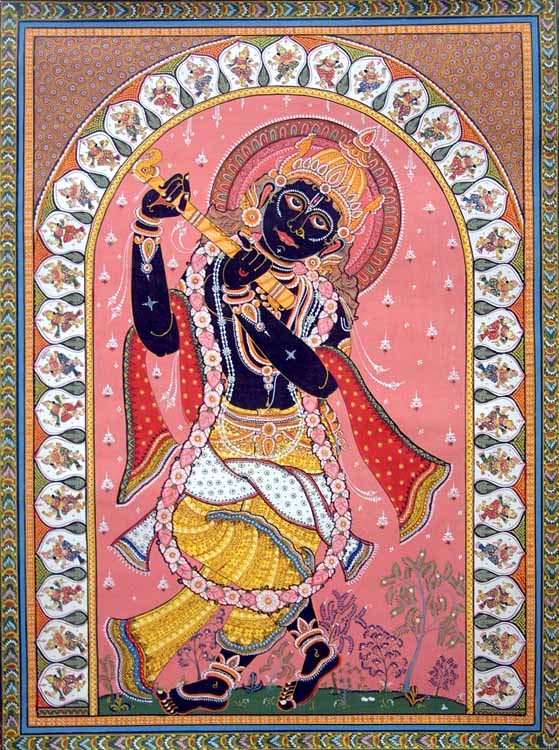 Krishna The Black God