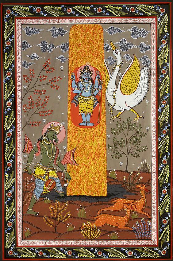 Hanuman Paintings Art