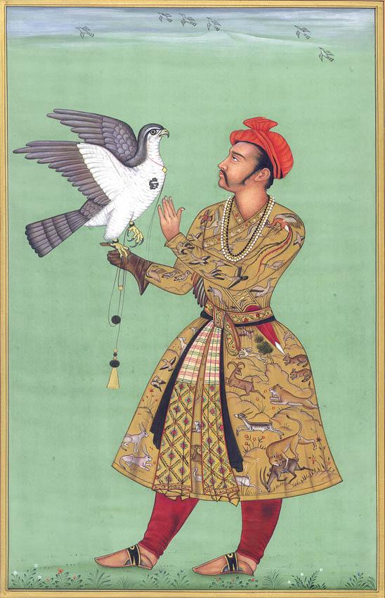Jehangir The Falconer