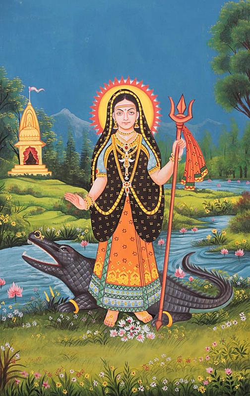 Khodiyar Mata Rare Goddesses Of India