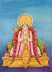 Saints of India - Sri Ramanujacharya