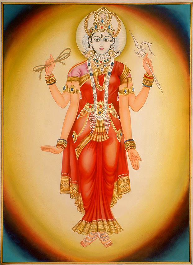 The Highest Shakti (Shrimad Devi Bhagavatam, Book Twelve, Chapter 8)