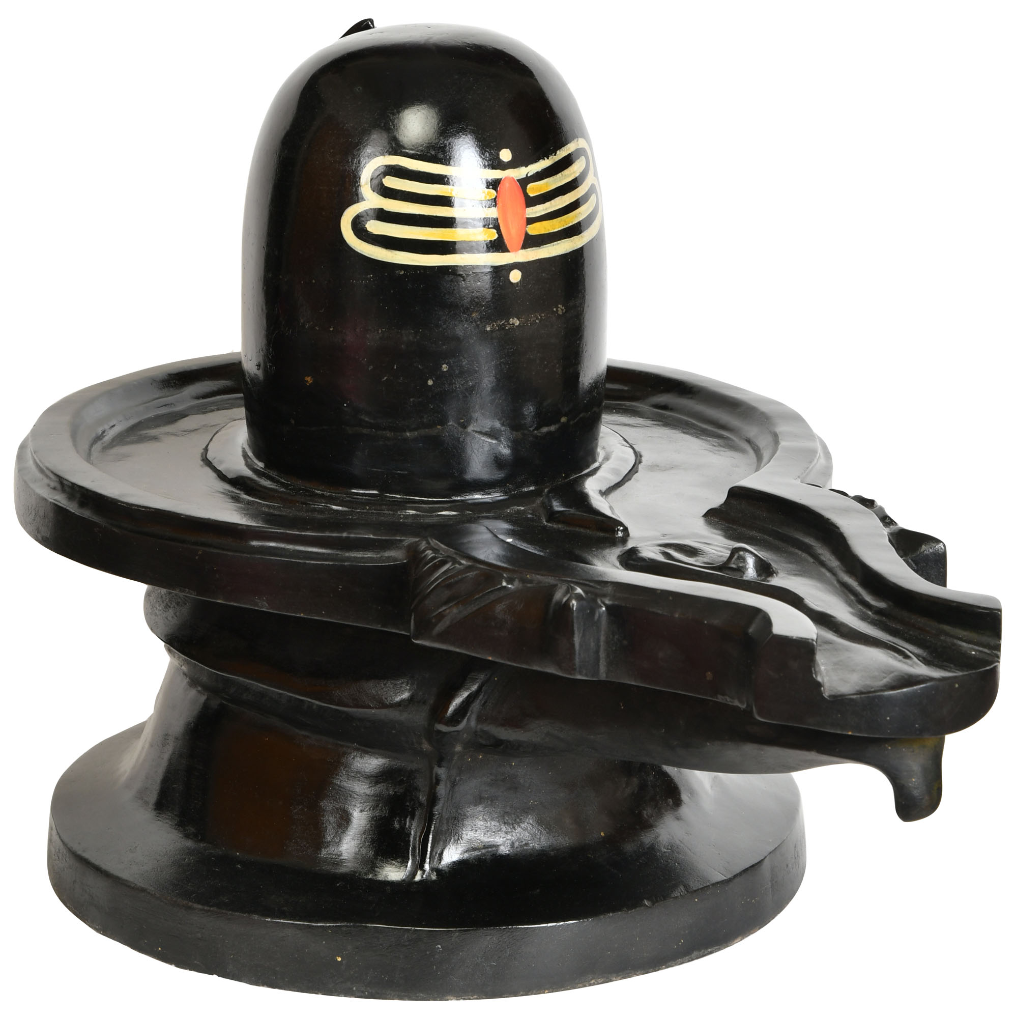 Heavy And Large Size Shiva Linga