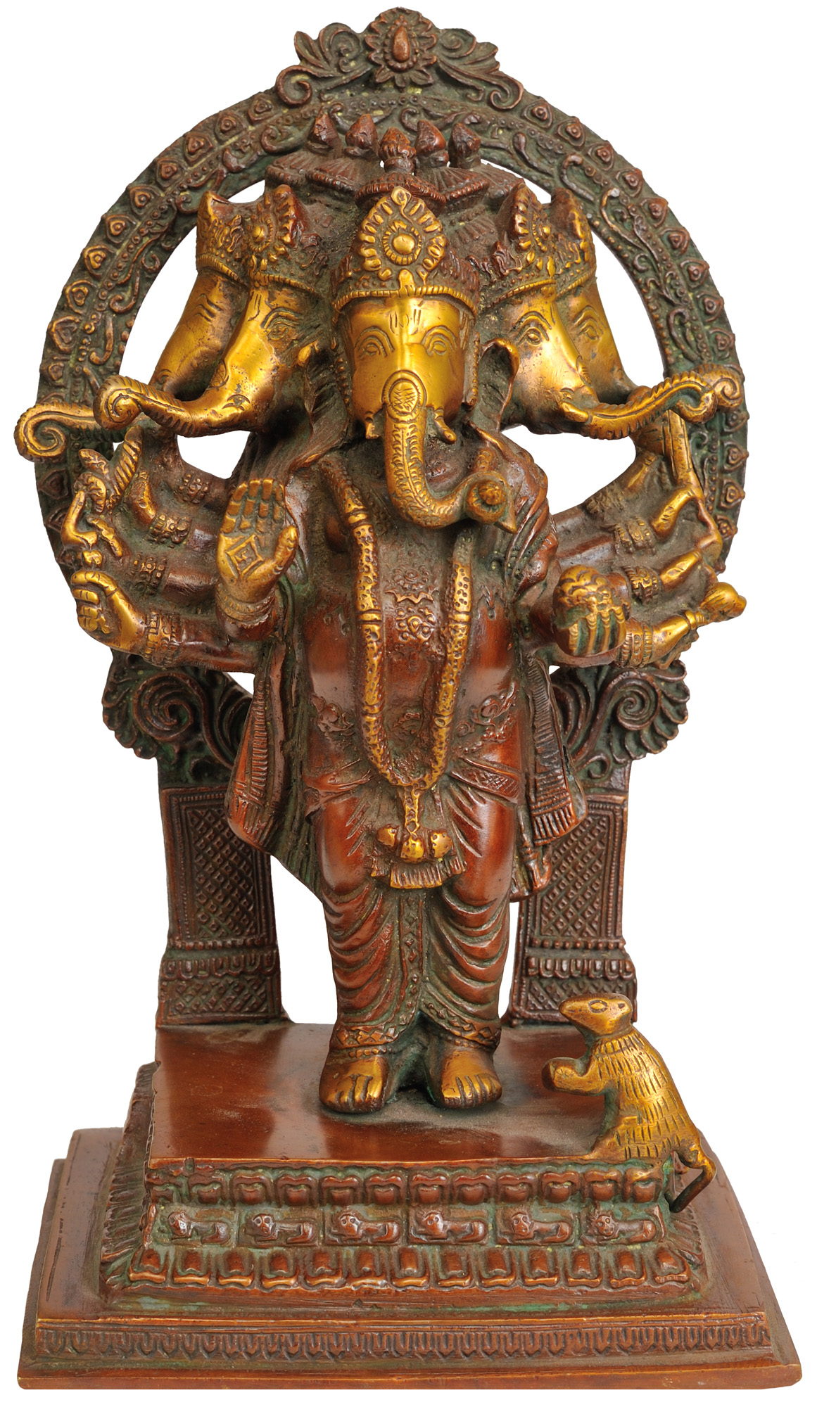 Five Headed Lord Ganesha - photo#38
