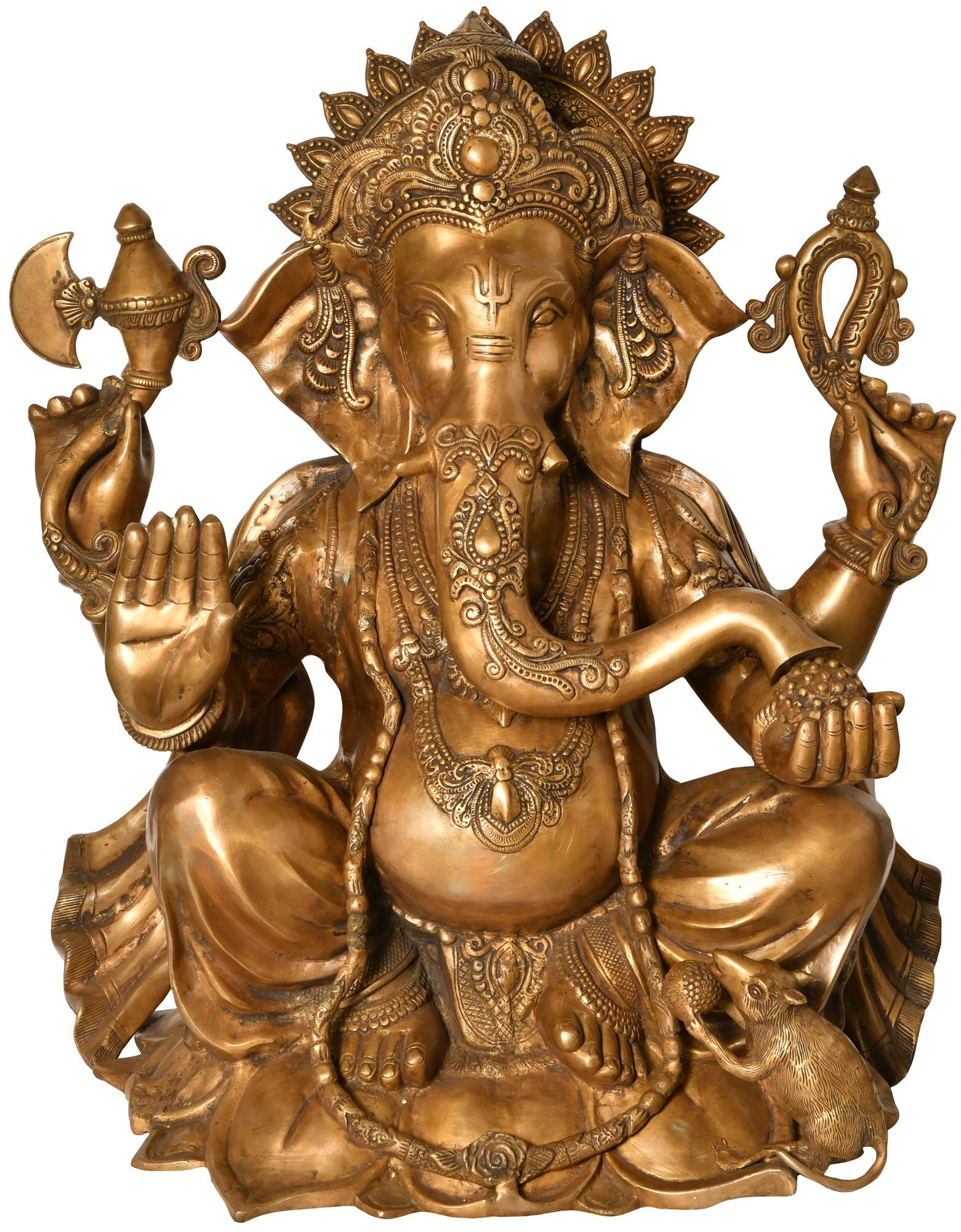океанец видит фотографии статуэток индийских богов зависимости