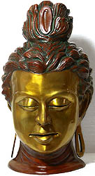 The Buddha Head
