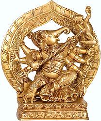 Vighnesha (A Rare Form of Ganesha)