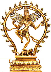 Nataraja - The Cosmic Dancer