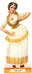 Dances of India - Mohiniattam
