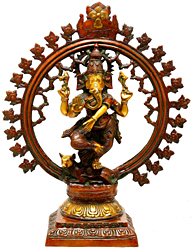 Ganesha - The Son of Nataraja