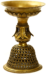 Monastery Butter Lamp (Price Per Pair)