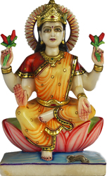 Lakshmi - Goddess of Wealth & Prosperity