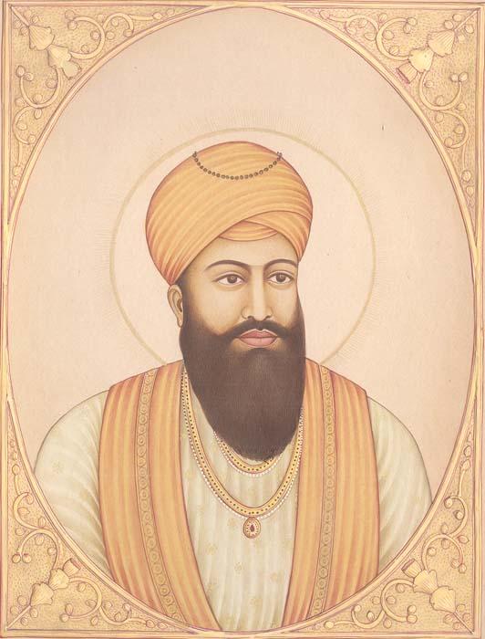 Guru Arjan Sahib, The Fifth Sikh Guru. (September 1st 1581 ...