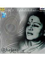 "Bhajans ""Mere To Girdhar Gopal"" (Audio CD)"