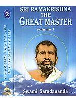 Sri Ramakrishna - The Great Master (Set of Two Volumes)