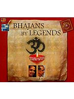 Bhajans by Legends (Audio CD)