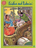 Krishna and Rukmini
