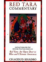 Red Tara Commentary (Instructions For The Concise Practice Known As Red Tara: An Open Door To Bliss And Ultimate Awareness)