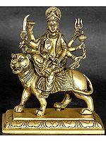 Goddess Durga (Sheran wali Mata)