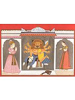 Devotion to Narasimha