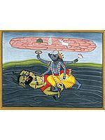 Varaha Incarnation of Lord Vishnu