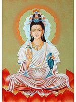 Ever Graceful Kuan Yin
