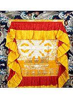 Vishva Vajra Altar Curtain