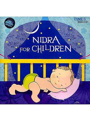 Nidra (Sleep) for Children (Audio CD)