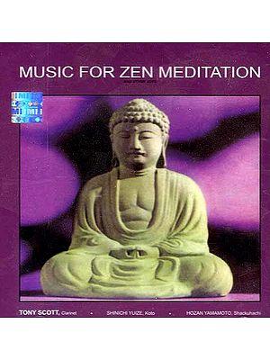 Music for Zen Meditation (Audio CD)