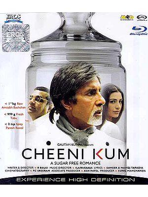 Cheeni Kum (Blu-Ray Disc)