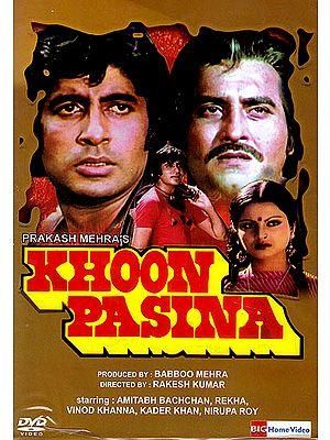 Khoon Pasina (DVD)