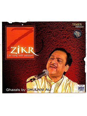 Zikr: Life Sung With Passion (Audio CD)