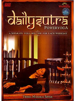 Dailysutra Poweryoga: A Separate Yoga Routine For Each Weekday (DVD)
