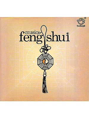 Music for Fengshui  (Audio CD)