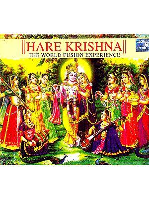 Hare Krishna: The World Fusion Experience (Audio CD)