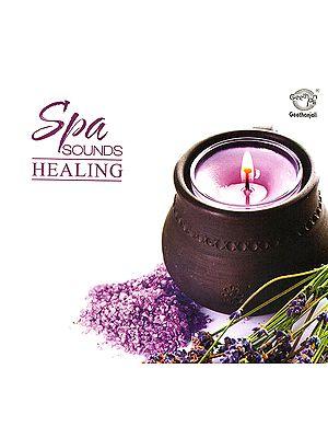 Spa Sounds Healing (Audio CD)