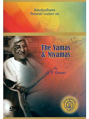 Kaivalyadhama Presents Lecture on The Yamas and Niyamas (DVD)