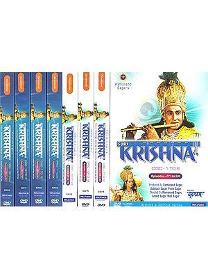 Shri Krishna (Set of 48 DVDs)