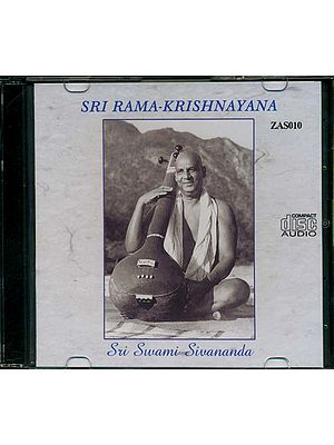 Sri Rama-Krishnayana (Audio CD)