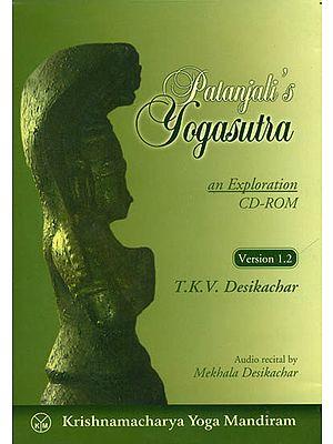 Patanjali's Yogasutra  (An Exploration CD-Rom)