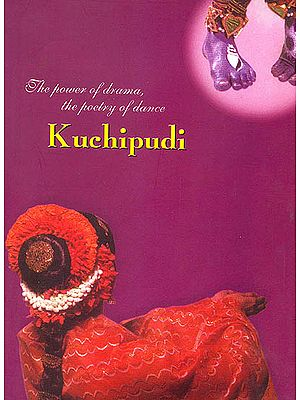 Kuchipudi : The Power of Drama and The Poetry of Dance (With Booklet Inside) (DVD)