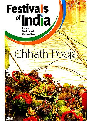Festivals of India: Chhath Pooja (Indian Traditional Celebration) (DVD)