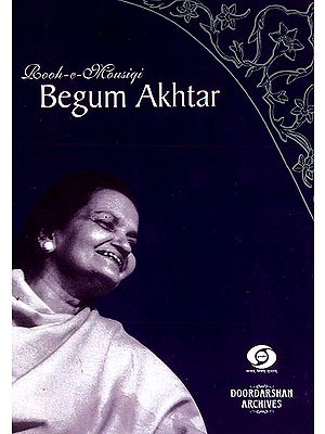Rooh-E-Mousiqi: Begum Akhtar (With Booklet Inside) (DVD)