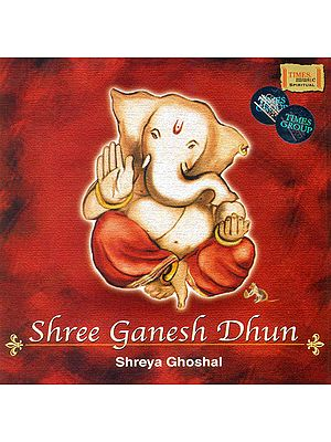 Shree Ganesh Dhun (Audio CD)