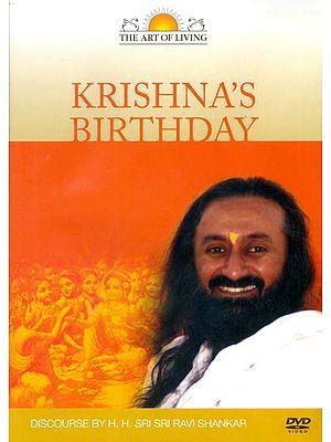 Krishna's Birthday (DVD)